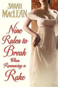 Nine Rules to Break by MacLeanjpg